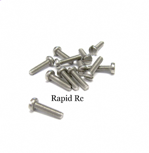 M3 x 20mm Stainless Steel Phillips Head Machine Screw